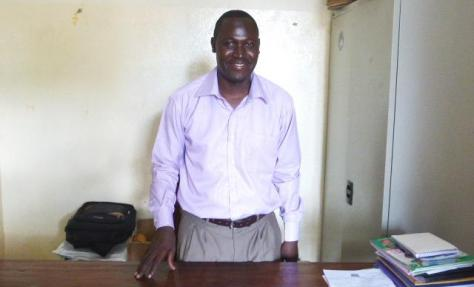 Introducing Benard, new Headteacher at WTA